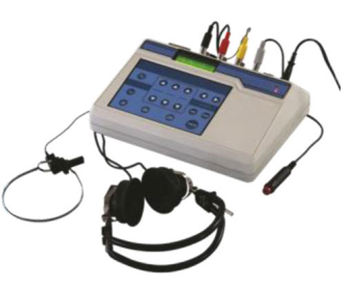 Harmonic X3 - Portable Clinical Audiometer